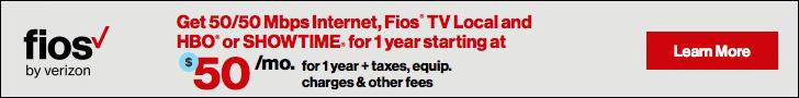Order Verizon FiOS